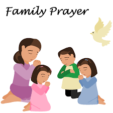 Family Prayers of Protection and Restoration