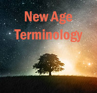 New Age Life Energy Terminology